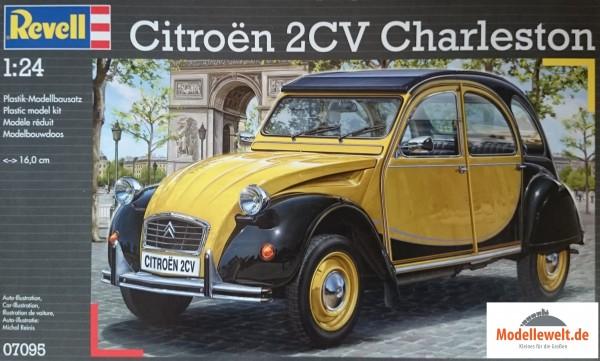 Revell Ente Citroen 2CV Charleston
