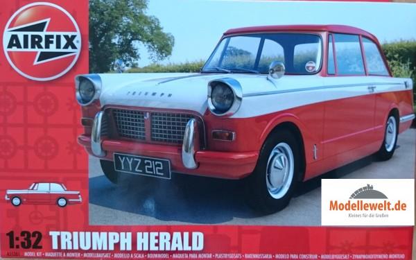 Airfix Triumph Herald Starter Set (A55201)